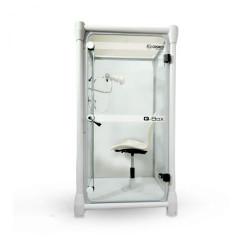 Cabine de Pléthysmographie Q-BOX Liz&med