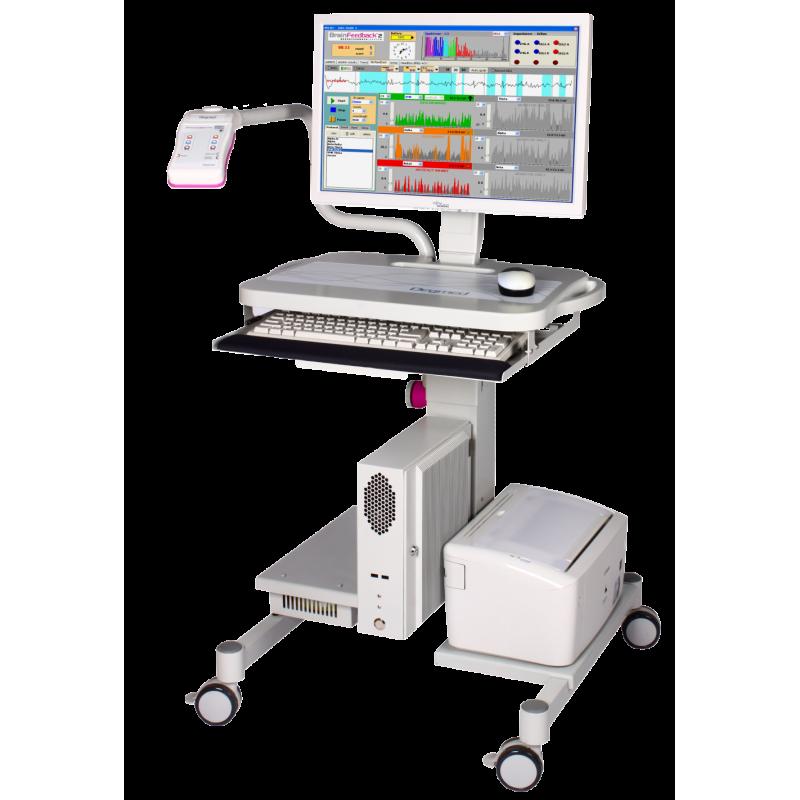 TruScan Neurofeedback 2ch - Moniteur