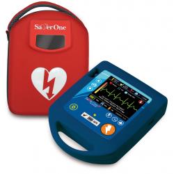 Défibrillateur semi-automatique SAVER ONE PRO 200 joules Lizeùed