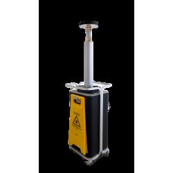 Chariot de décontamination lumière pulsée DLP-360 Lizemed