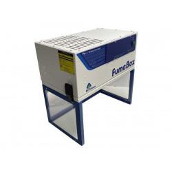 petite hotte à filtration portable Fumebox Lizemed
