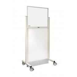Paravent mobile plombé anti rayons X LIzemed