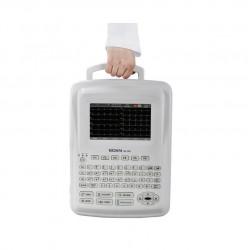 Electrocardiogramme ECG 12 pistes avec interprétation et écran tactile - SE-1201