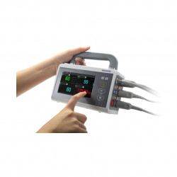 Moniteur de signes vitaux IM20 - Exemple d'utilisation