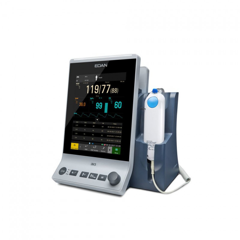 Moniteur de signes vitaux iM3 avec thermomètre tympanique