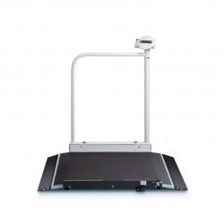 Plateforme de pesée pour fauteuil roulant ou chaise Seca 677