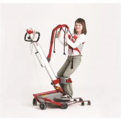 Exemple d'utilisation Verticalisateur Quick Raiser 1 - Jeune fille