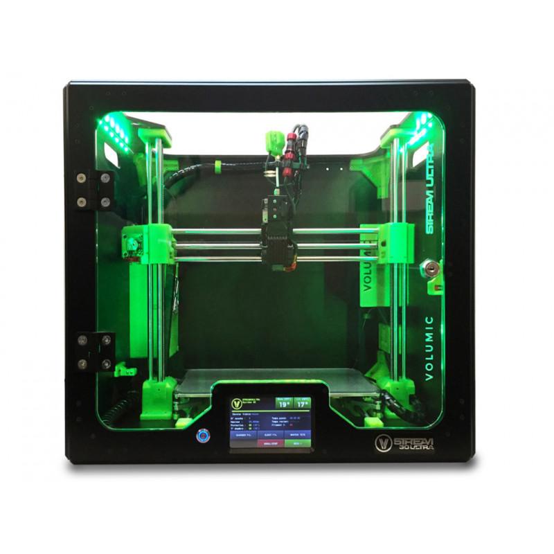 Imprimante 3D filaire Stream 30 Ultra - Vue de côté