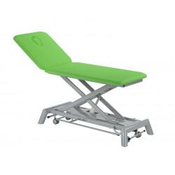 Table électrique 2 plans Axess Duo D1 - Couleur Vert Anis