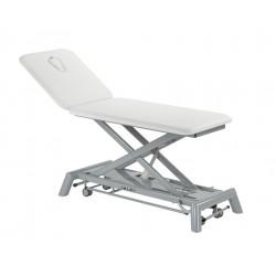 Table électrique 2 plans Axess Duo D1 - Couleur Blanc