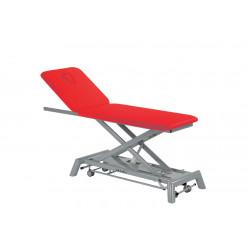 Table électrique Axess Duo D2 - Coloris rouge