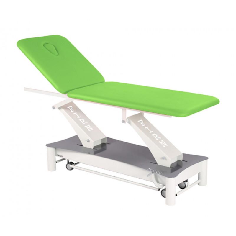 Table électrique Modul Duo D2 - Coloris Vert