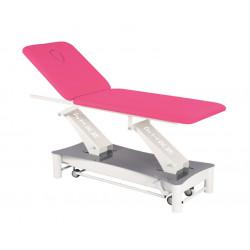 Table électrique Modul Duo D2 - Coloris Framboise