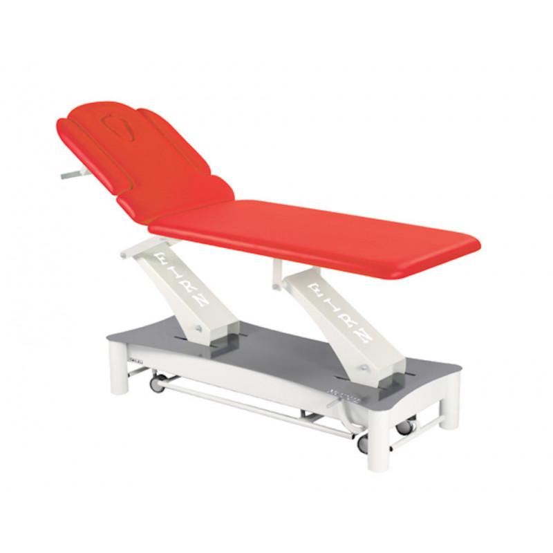 Table électrique Modul Duo D3 - Coloris Rouge