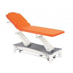 Table électrique Modul Duo D3 - Coloris Orange