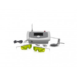Thérapie laser - Présentation du kit complet HPL7