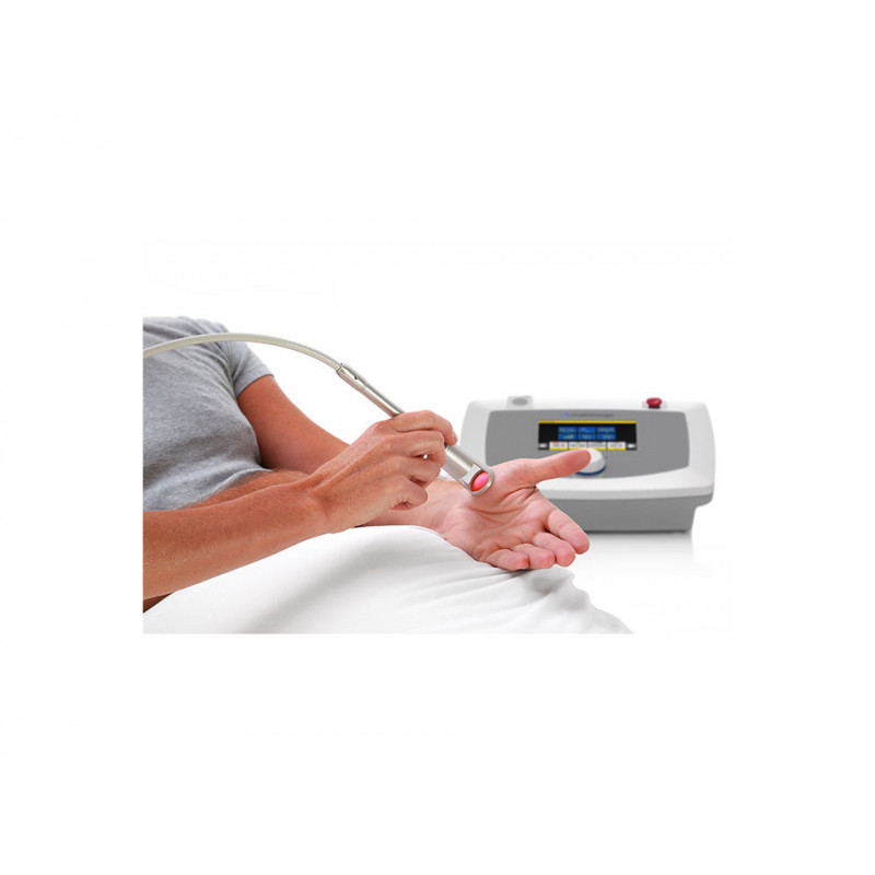 Thérapie laser - HPL7 - Exemple d'utilisation n°1