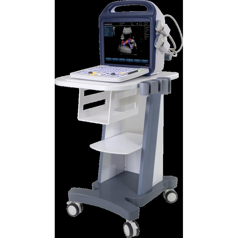 Echographe C7 - gynéco uro - avec 2 sondes (abdominale + endocavitaire)