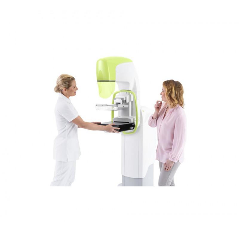 Mammographe 2D Clarity ™ S Planmed   - Exemple d'utilisation