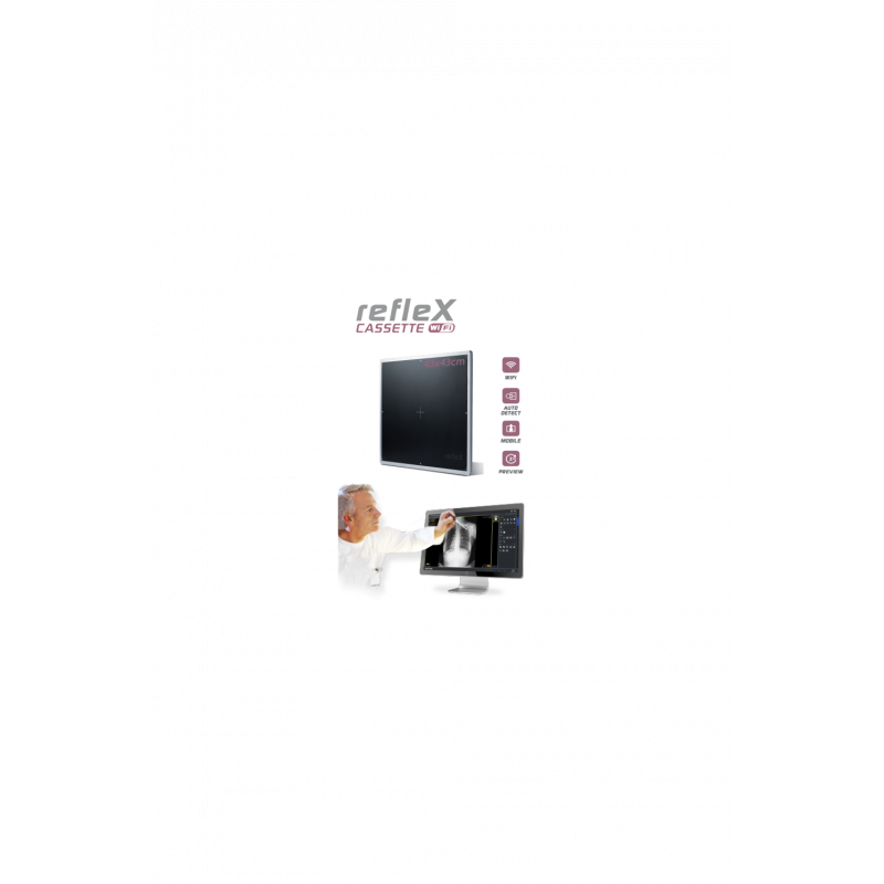 refleX - Capteur plan portable Wifi 43x43 - Fiche de présentation n°2