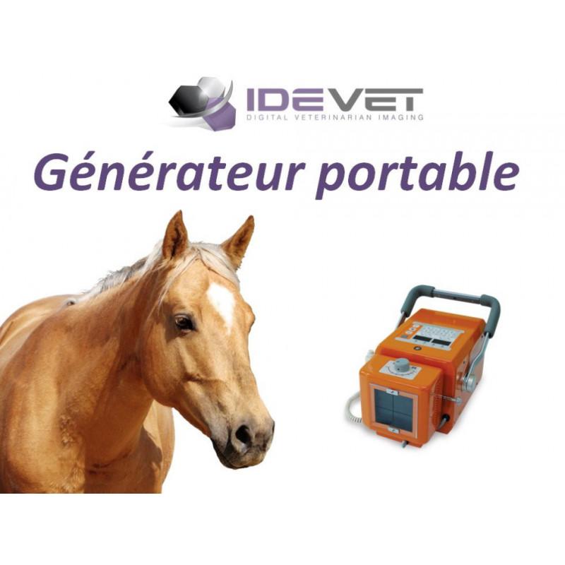 Générateur portable de radiologie - Fiche de présentation GNP 3200