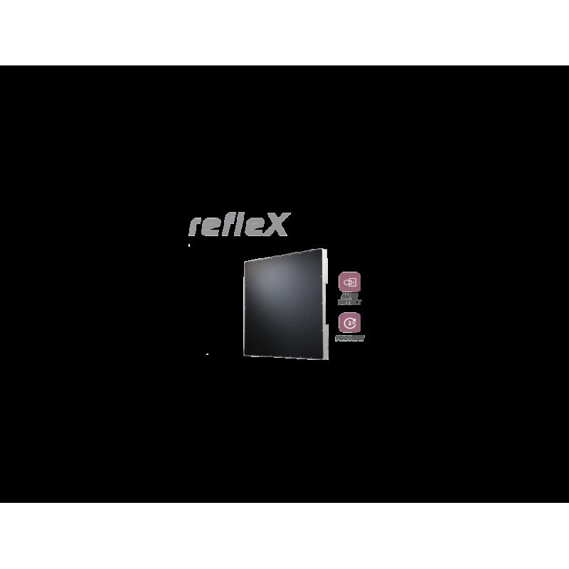 refleX - Capteur plan fixe 43x43