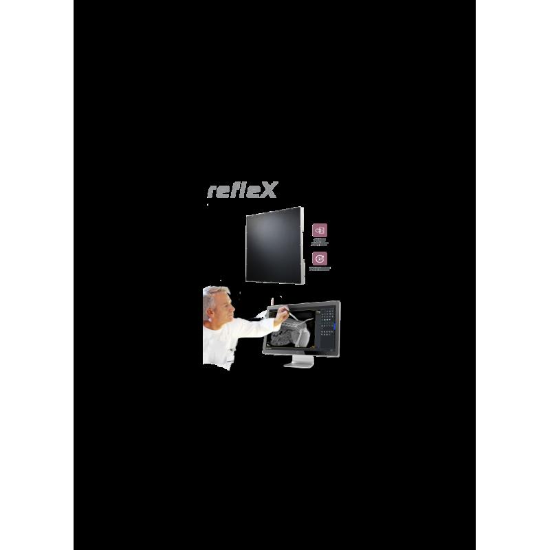 refleX - Capteur plan fixe 43x43 - Fiche de présentation