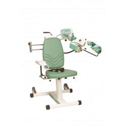 Arthromoteur - Attelle motorisée Kinetec CENTURA - 2 moteurs (épaule)