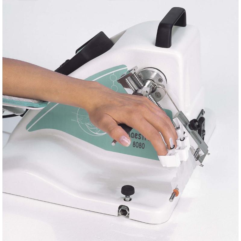 Exemple d'utilisation attelle motorisée pour la main