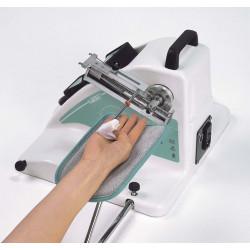 Arthromoteur - Attelle motorisée Kinetec MAESTRA (main & poignet) - Exemple d'utilisation