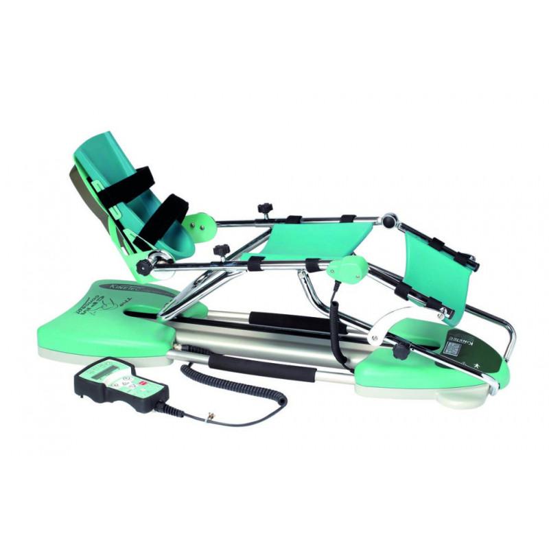 Arthromoteur - Attelle motorisée Kinetec SPECTRA - Coques confort