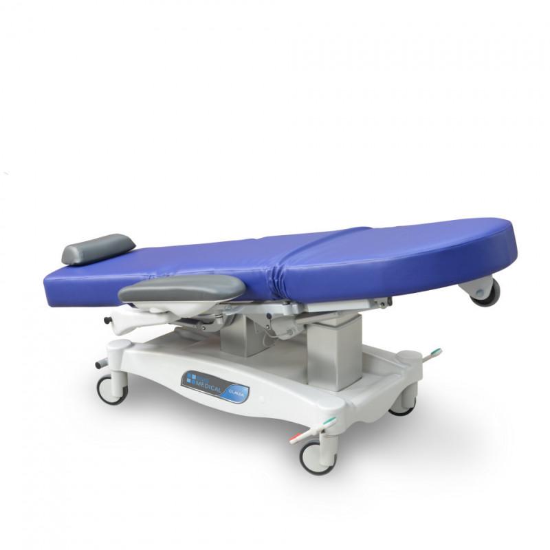 Fauteuil d'hospitalisation de jour - CLAVIA FCD - Largeur 60 cm