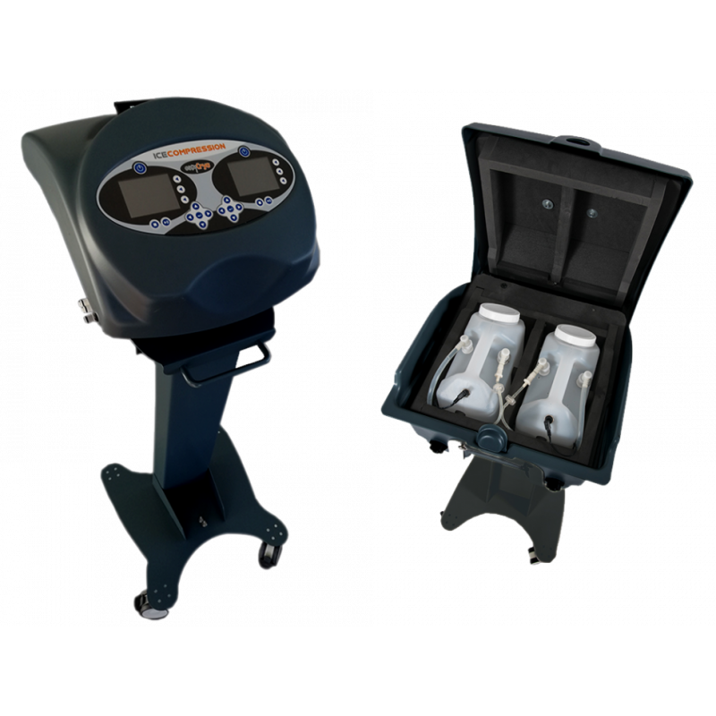 Ice Compression Duo - Kit complet