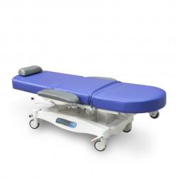 Fauteuil d'hospitalisation de jour - CLAVIA FCD - Largeur 60 cm - A plat
