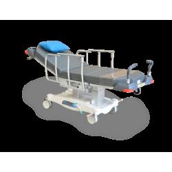 Fauteuil d'hospitalisation de jour - Position allongée
