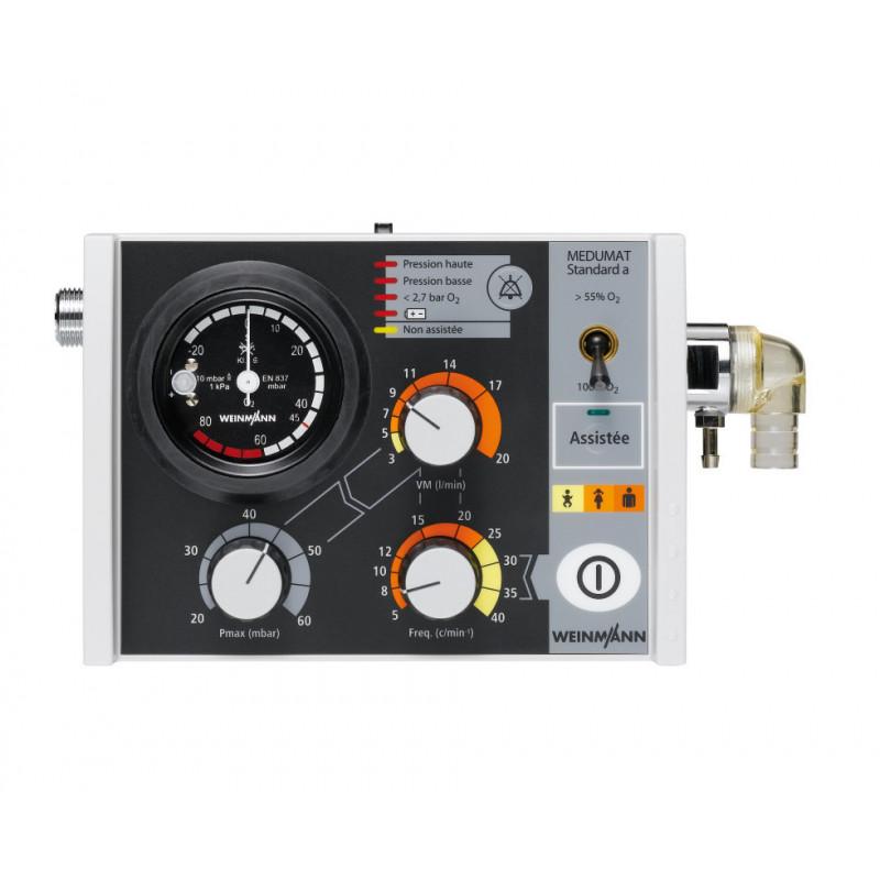 Ventilateur de secours MEDUMAT Standard a