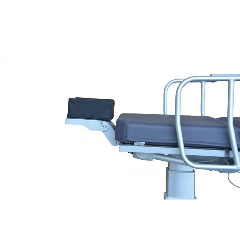 Repose-pieds de fauteuil de chirurgie ambulatoire