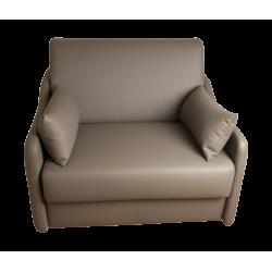Fauteuil-lit pour accompagnant - Vue du fauteuil