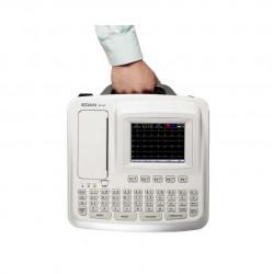 Electrocardiographe ECG SE-601C - Transport à la main