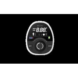 Générateur intra oral mural - Interface de paramétrage du EzRay Air W