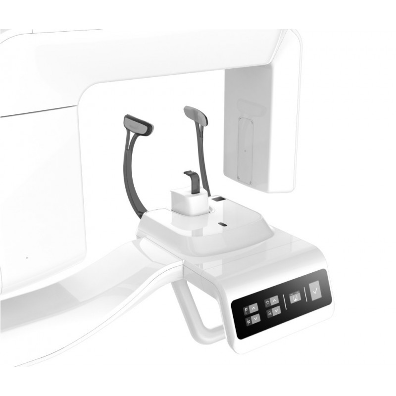 Radio panoramique dentaire 3d - Interface du Cone Beam Dentaire - Smart 2 (champ 12x9)