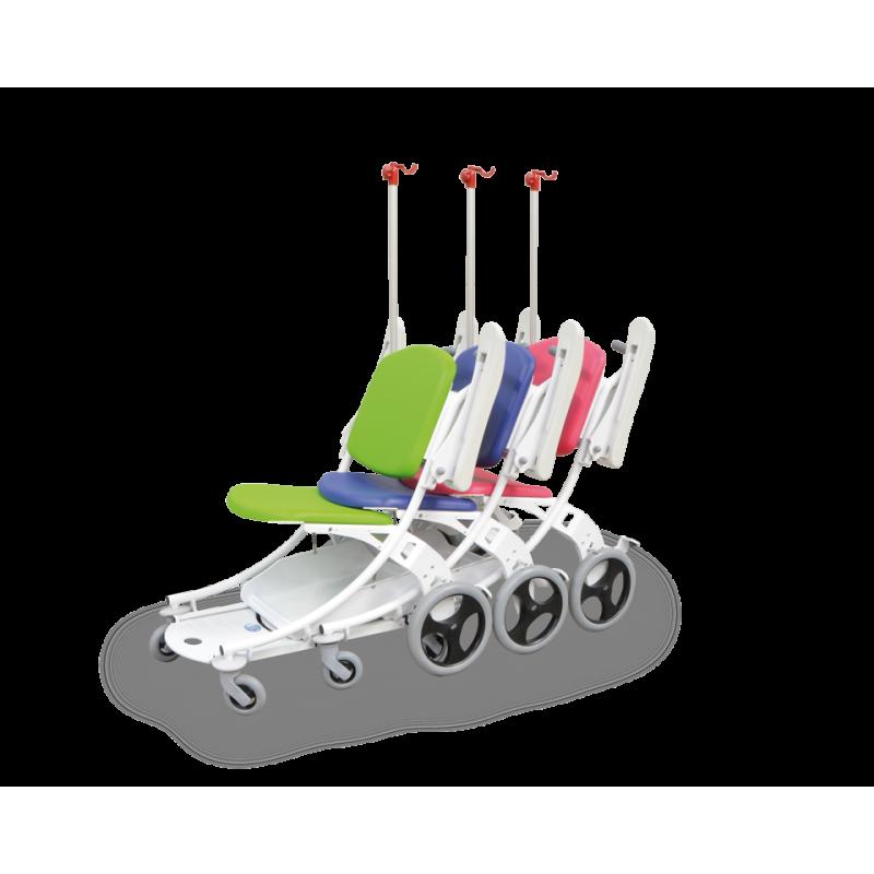 Chaise de transfert I-MOVE - lot de 3 chaises