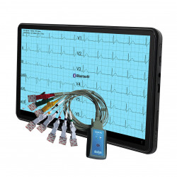 ECG tablette Android Lizemed
