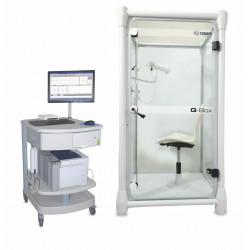 Cabine de Pléthysmographie Q-Box avec DLCO