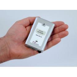 Holter ECG DMS 300-3A en main Lizemed