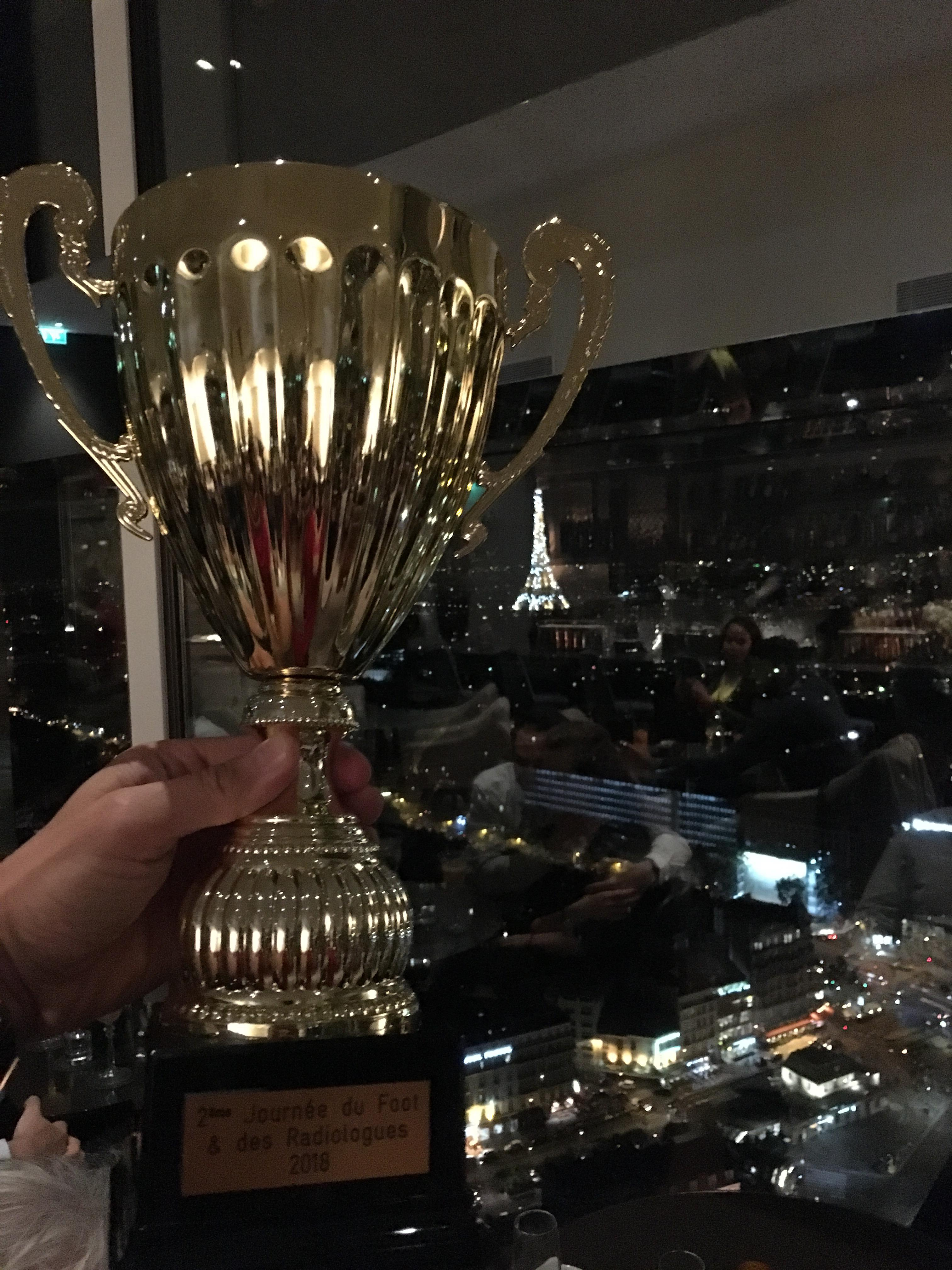Trophée ITL lizemed salon JFR - 2018